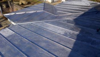 Copper works and Roof service