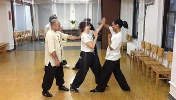 Join us for Kung Fu - all ages, great group