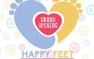 HAPPY FEET KIDS ACADEMY GRAND OPENING