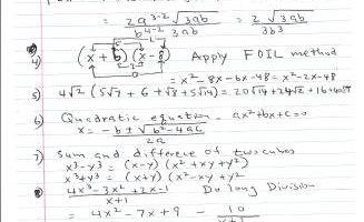 $20/HR Math Tutor for middleschool, highschool, and College