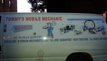 TOMMY'S MOBILE MECHANIC