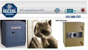 Safes Installation in NYC by SOS Locksmith