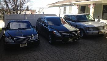 Driver for Hire with NEW Mercedes Benz Fleet S500, Range Rover and Yuk
