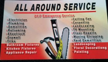 All Around service handyman
