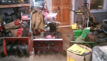 Snow blower repair and tune ups