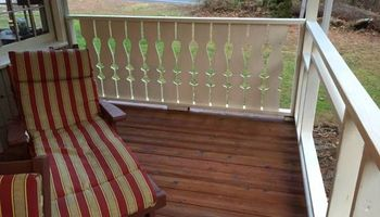Cirillo Remodeling. Custom Alpine Style Railings