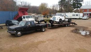 Gooseneck hauling