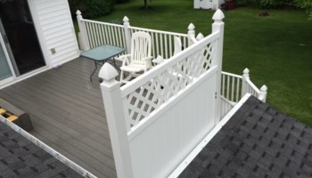 MODERN DECKS AND RAILINGS