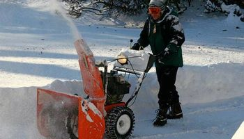 SNOW BLOWING in a pinch, no contract needed