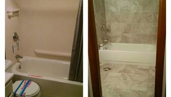 TILE AND OTHER HOME RENOVATION
