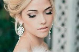 Bridal make up $25