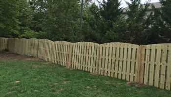 Fence installation. Longo Fencing