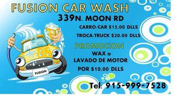 FUSION CAR WASH