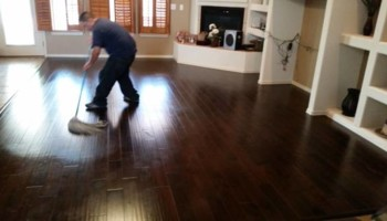 $1.00 QUALITY FLOORS - INSTALLATION OF ALL TYPES OF WOOD