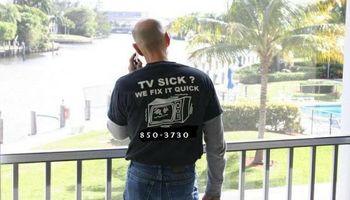 TV SICK -(fix it quick) Repair