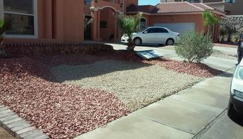 Landscape and maintenance - trash removal, clean yards