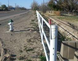 El Paso Pipe fences