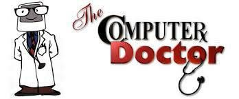 THE COMPUTER DOCTOR IS NOW TAKING NEW PATIENTS