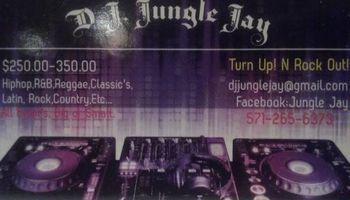 DJ Jungle Jayfor your event needs $250-$350