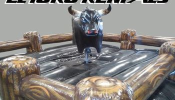 MECHANICAL BULL AVAILABLE FOR RENT / EL TORO RENTALS