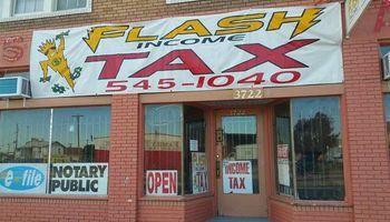 Flash Tax!