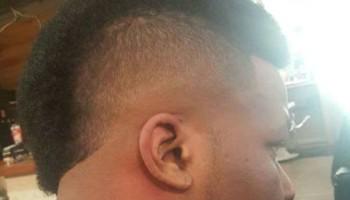 El Paso Texas Barber / on Dyer