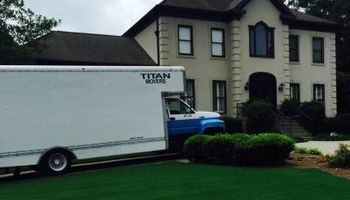 TITAN MOVERS, LLC. CLEAN-CUT MOVERS. INSURED AND BONDED!
