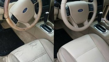 King Ranch. Mobile Car Leather Repair, Upholstery