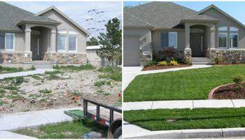 RON's LANDSCAPE MAKEOVER AND DESIGN