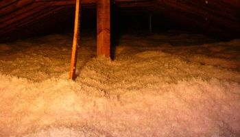 Affordable Attic Insulation $499.99