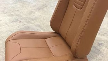 Convertible Top Repair. Custom Upholstery. Leather Seat Repair