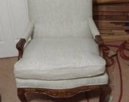 Upholstery Done In My Home - CHEAP!