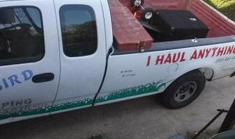 WE HAUL ANYTHING!