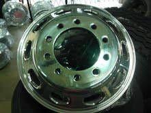Wheel Polishing by Vickie
