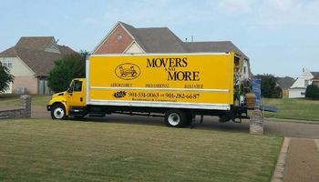 WE SAVE OUR CUSTOMERS TIME & MONEY! MOVERS YOU CAN AFFORD!
