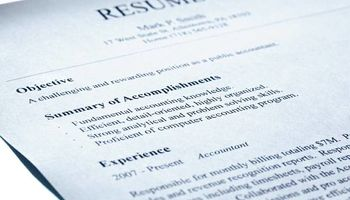 Looking for a new job? Need a competitive resume? Call us to help!