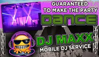 DJ MAXX - sound & lighting service