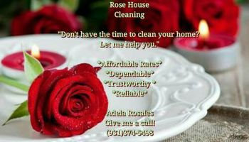 Rose House Cleaning