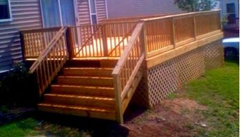 DECKS BY BEST PRICED HANDYMAN
