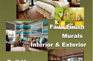 Need a Residential Painter? Interior/Exterior
