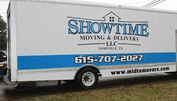 SHOWTIME Moving and Deliver