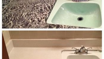 Surface Solutions. Bathtub, Tile & Countertop refinishing