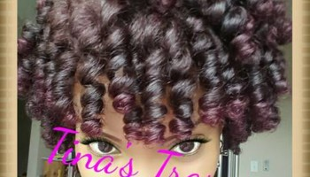 Natural Hair expert stylist. Wash & Go- $40