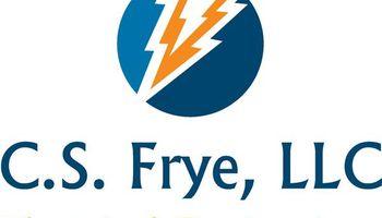 Licensed Electrician. C.S. Frye, LLC