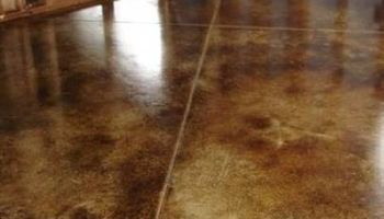OKC Residential and Commercial Power Washing and Acid Staining!