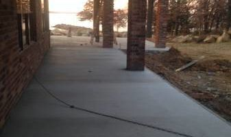 ANY commercial/residential concrete work. Very reasonable prices!!!