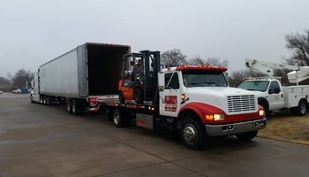 ALLWAYS TOWING. FLATBED HAULING / EQUIPMENT DELIVERY
