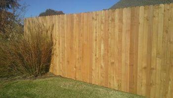 Wood Fence. Free Estimates!