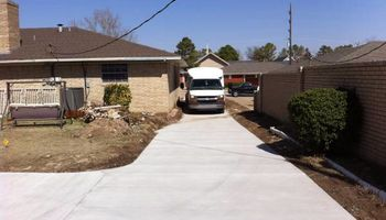 CONCRETE WORK at a fair price. Driveways, sidewalks, porches, patios, steps, curbs