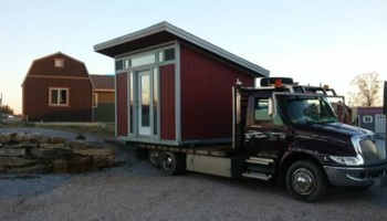 Shed movers, portable buildings, Mover